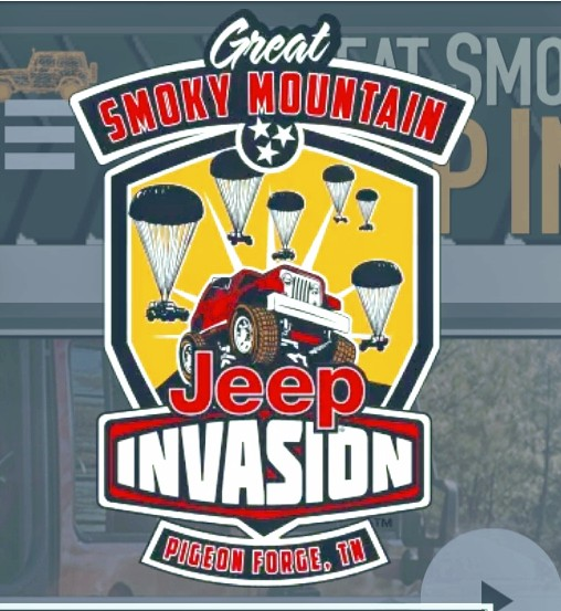 Great Smoky Mtn Jeep Invasion