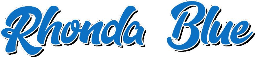 Rhonda Blue Site